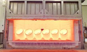 Tectubi Raccordi Hot Forming